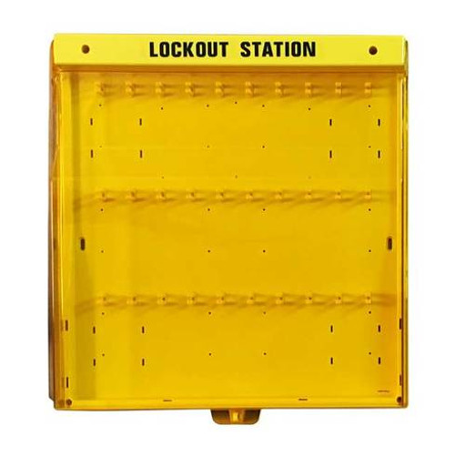 20 Lock Lockout Station - PS-LOTO-OPLS20
