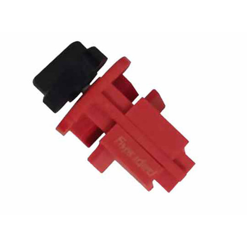 Circuit Breaker Lockout Small CBLN Red PS-LOTO-CBLN-RED