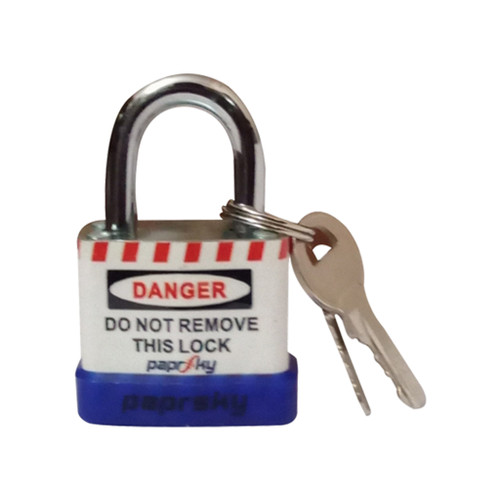 Laminated Lockout Padlock PS-LOTO-PPRL30