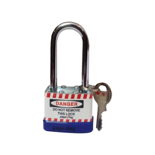 Laminated Lockout Padlock PS-LOTO-PPRL48