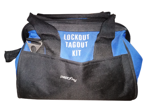 Lockout Tagout KIT BAG