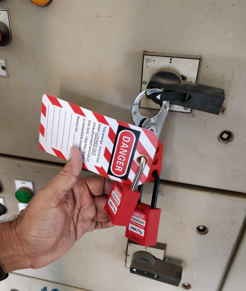 Why Lockout Tagout is required?