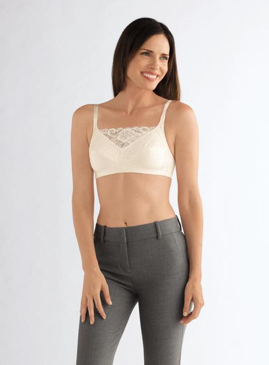 b5fd592280 Amoena 2118 Isabel wire-free Mastectomy Bra - MastectomyShop.com