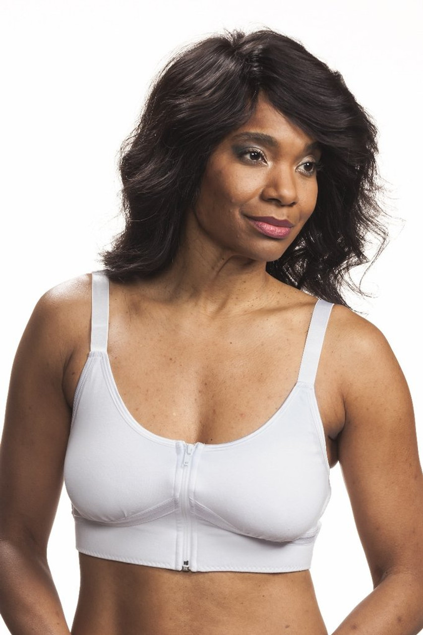 c936b9f961 Allyson Post-Surgical Bra by Wear Ease® - MastectomyShop.com
