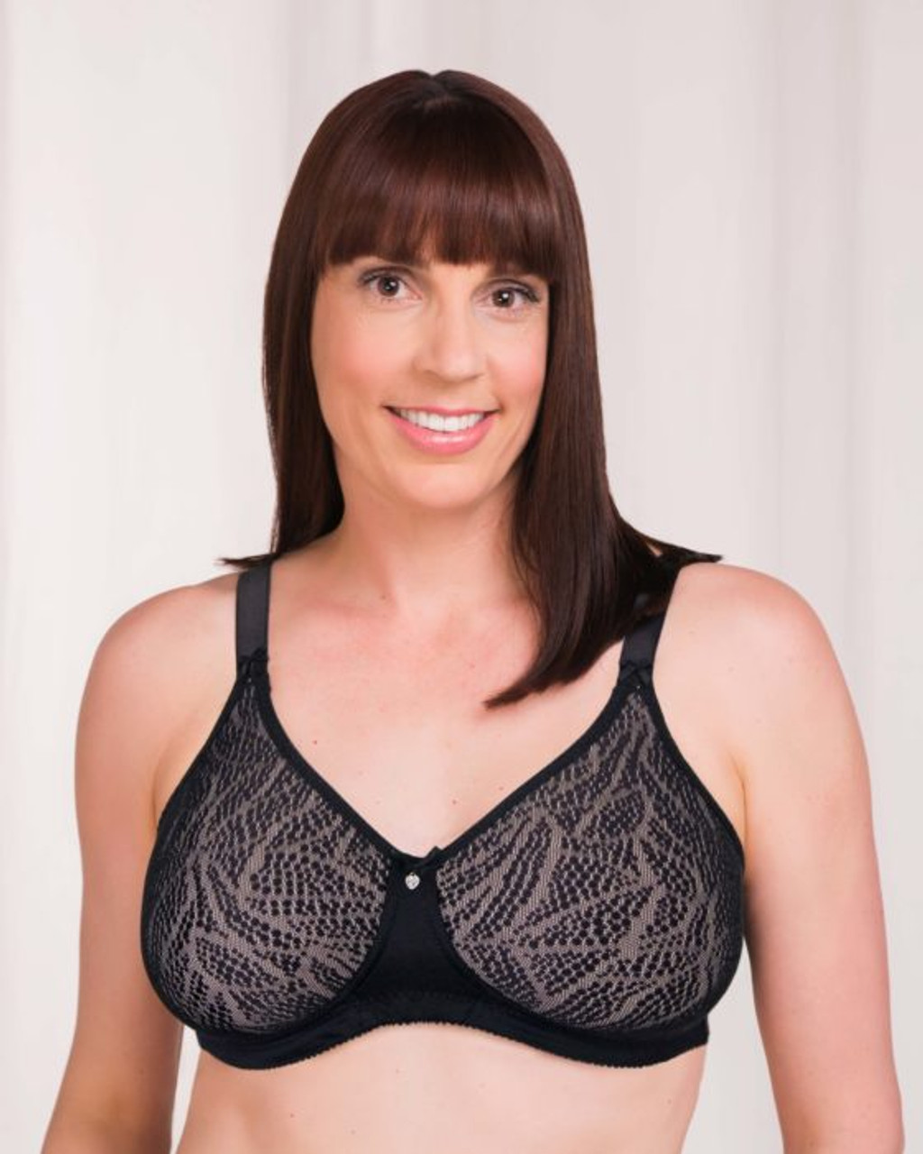 cae98677bb Trulife 4034 Diana Seamless Molded Cup Mastectomy Bra - MastectomyShop.com