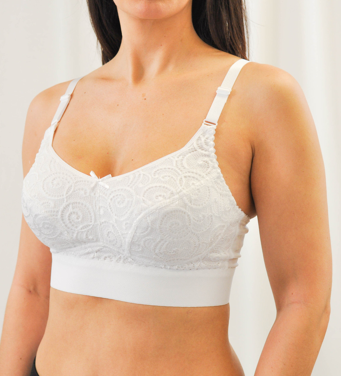 f8216be7bfca0 Nearly Me 5628 Anna Mastectomy Bra - MastectomyShop.com