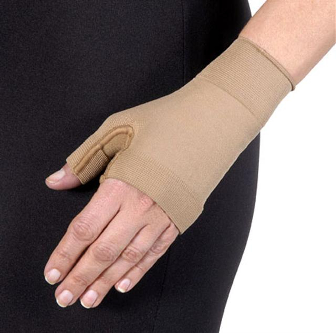 4beb7dd741b Jobst Bella Strong Ready-to-Wear Hand Gauntlet - MastectomyShop.com