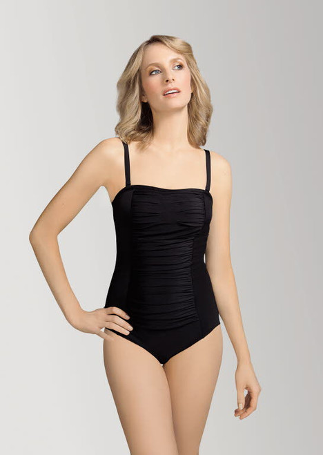 86a53ccd8fb Amoena Tenerife Mastectomy One Piece Swimsuit (ALL SALES FINAL!!)