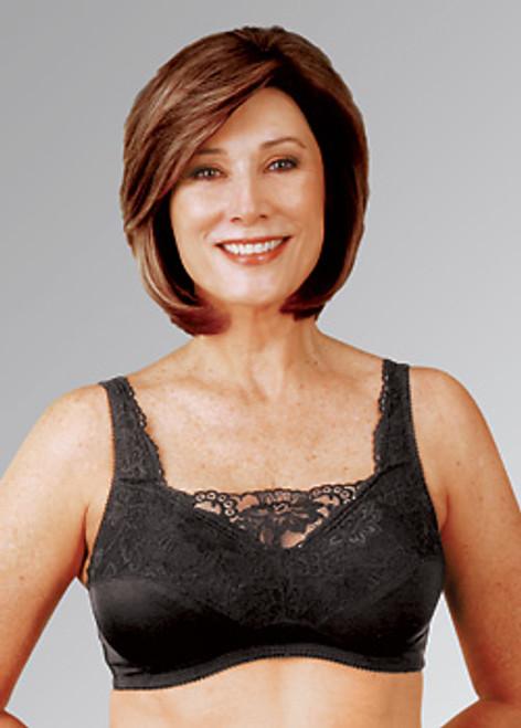 96056acf77ecb Amoena 2118 Isabel wire-free Mastectomy Bra - MastectomyShop.com