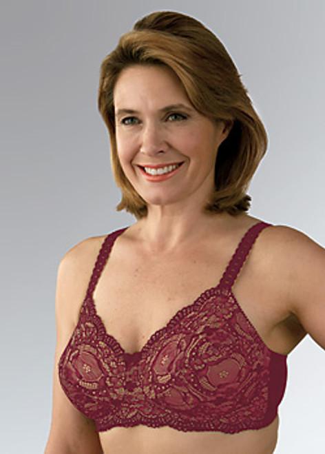 64bfa22267 Classique 779 Lacy Romantic Mastectomy Bra - MastectomyShop.com