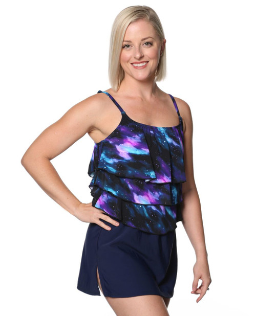 b3f7afd393503 2019 T.H.E. Collection Misses Mastectomy Swimsuits Adjustable Straps