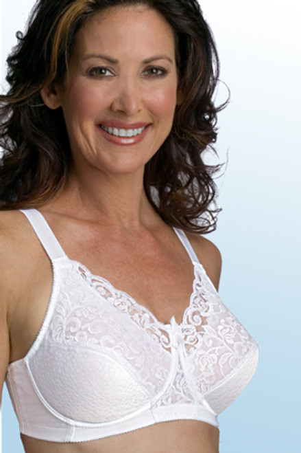 b783f353aa656 Jodee 606 Alluring Mastectomy Bra, Underwire Without Wire ...