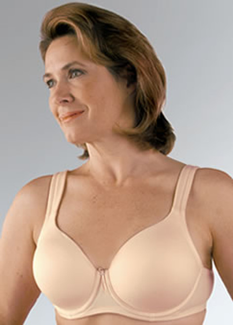 03a27c6cf27b4 Classique 758 Seamless Molded Underwire Mastectomy Bra
