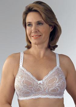 fc209aa3e754d Classique 779 Lacy Romantic Mastectomy Bra - MastectomyShop.com