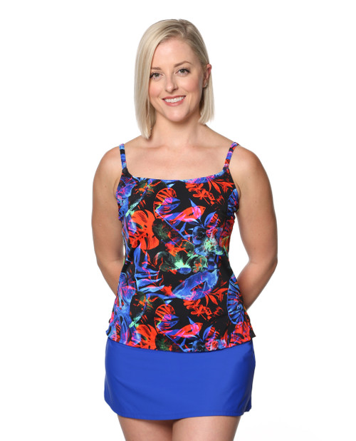 a143509129940 2019 T.H.E. Collection 28-60 Mastectomy Swim Tank Top Only ...