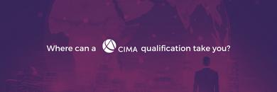 Where can CIMA take YOU?