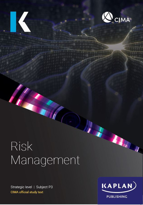 Kaplan CIMA P3 Risk Management Study Text