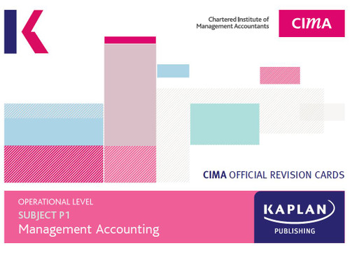 Kaplan CIMA P1 Management Accounting 2021 Revision Cards