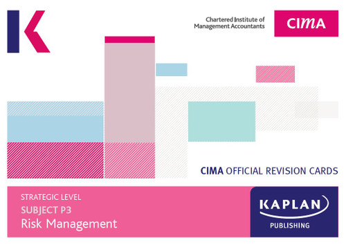 Kaplan CIMA P3 Risk Management Revision Cards