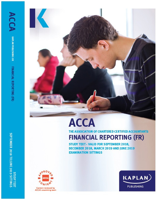 Kaplan ACCA FR (F7) Financial Reporting (INT-UK) Study Text