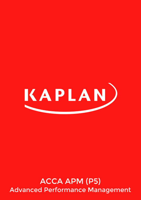 Kaplan ACCA APM (P5) Advanced Performance Management Pocket Notes
