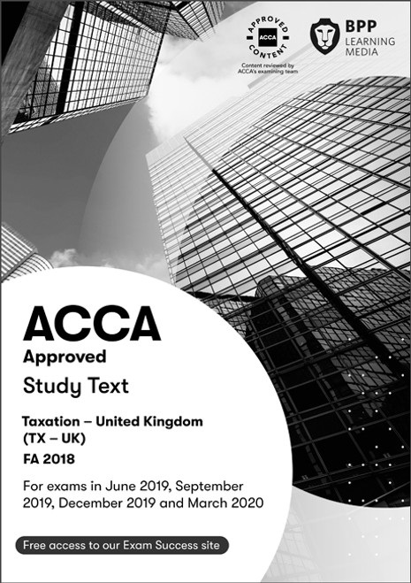 BPP ACCA FR (F7) Financial Reporting (INT/UK) Study Text eBook