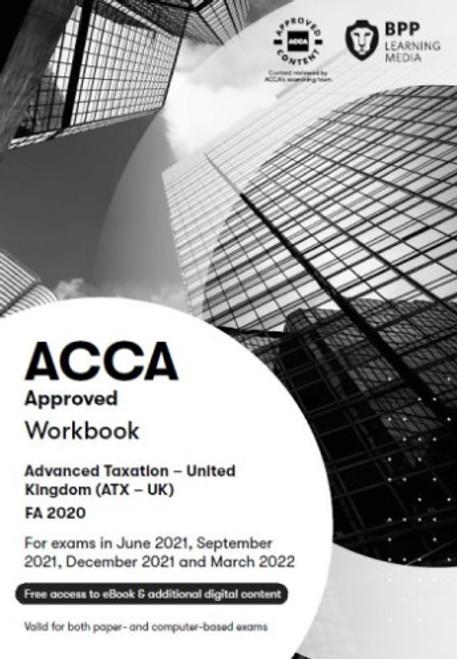 BPP ACCA ATX (P6) Advanced Taxation (UK) Study Text eBook