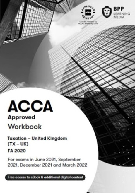 BPP ACCA TX (F6) Taxation (FA 2019) (UK) Study Text eBook