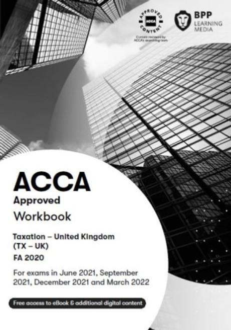 BPP ACCA TX (F6) Taxation (FA 2019) (UK) Study Text eBook