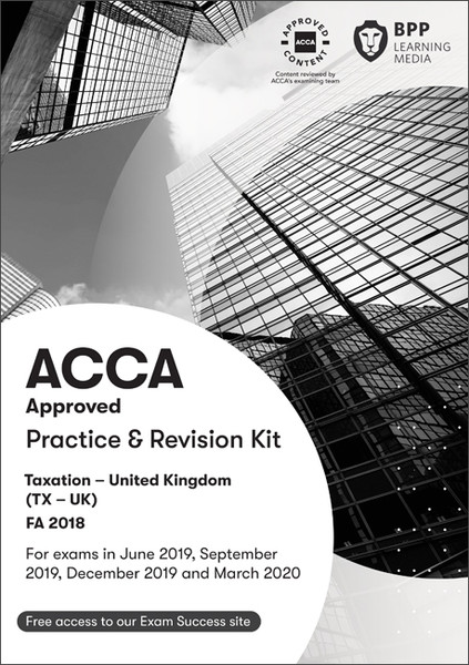 BPP ACCA FR (F7) Financial Reporting (INT/UK) Practice & Revision Kit eBook