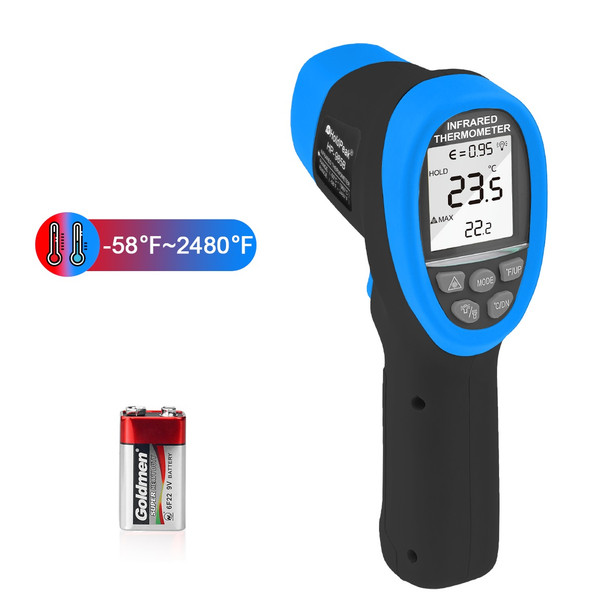 HP-985B Digital Infrared Thermometer Dual Laser Thermometer