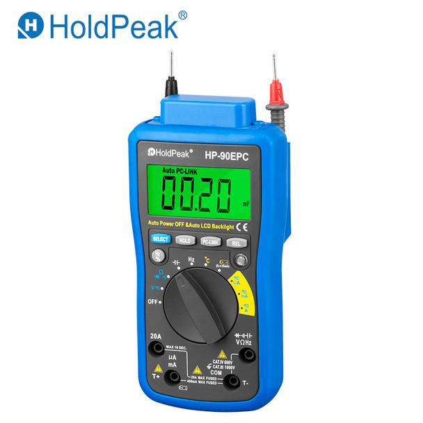High Voltage Digital Multimeter Autoranging  Multimetro, Digital USB Multimeter, Multimeter, USB Multimeter