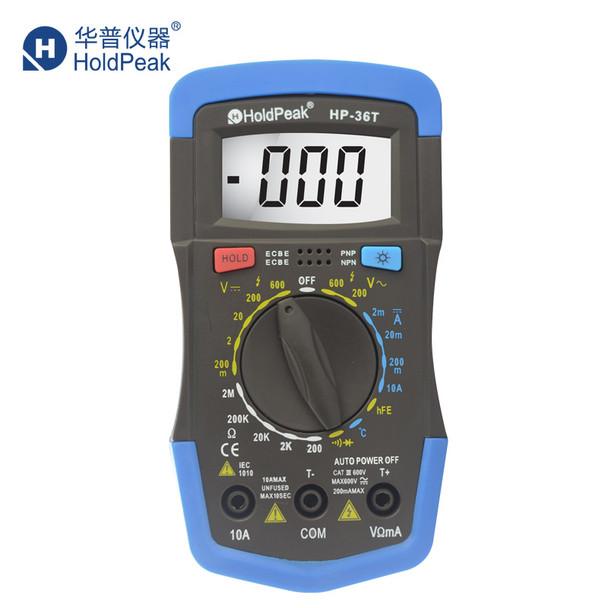 Multimeter, Digital Tester, Manual Range Digital Tester