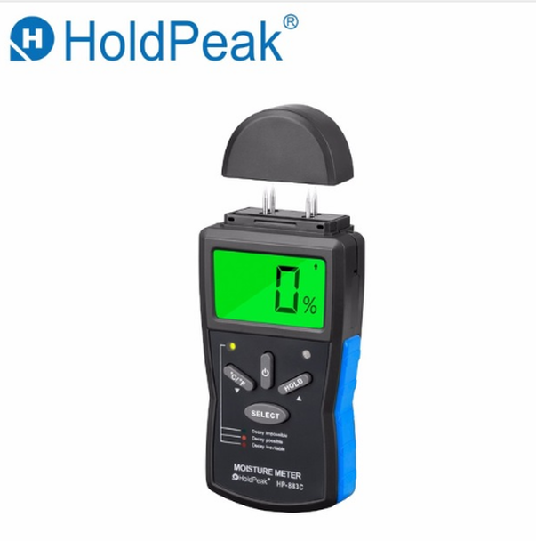 Humidity Meter, Moisture Meter, LCD Digital Humidity Tester