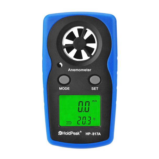 Digital Anemometer, Anemometer, Wind Speed Meter, Handheld Meter