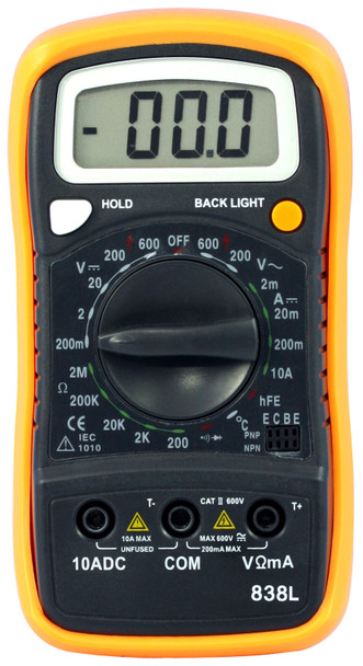 Test Equipment, Digital Multimeter, Multimeter,