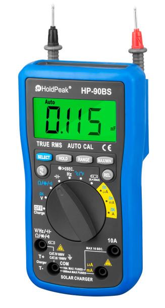 Solar Rechargeable, Digital Multimeter, Multimeter, Solar Rechargeable Multimeter