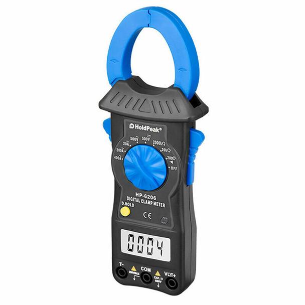 Digital Clamp Meter, Clamp meter,  AC/DC Current, Voltmeter Ohm 6000 Display