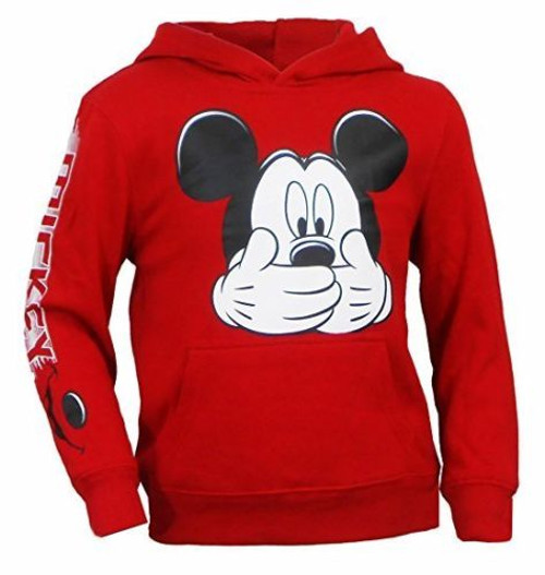 It's time to grab your new favorite hoodie to warm up! Our Disney hoodies are a perfect way to show off your favorite Disney characters like Mickey Mouse, Goofy, Pluto and Donald Duck! Pick one that features your favorite character.