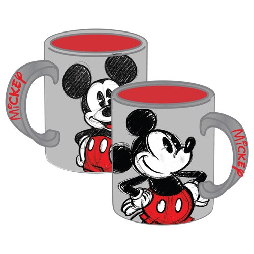 Disney Mickey Mouse 14 oz Ceramic Mug