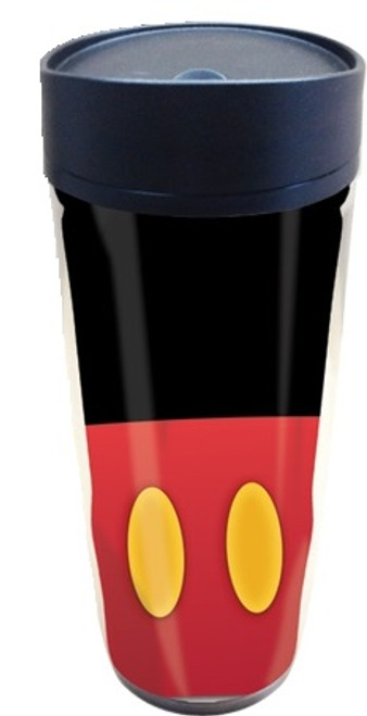 Disney Mickey Mouse Pants 18 Ounce Tumbler Travel Mug