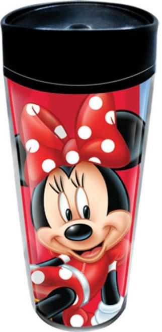 Disney's Minnie Mouse 18 Ounce Tumbler Travel Mug
