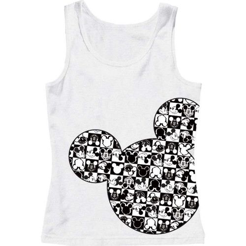 Perfect for lounging around in or getting ready for bed. Disney Mickey Minnie Mouse pajama T shirt featuring an opaque screen design with sugar glitter for an added touch of fashion. Machine washable and pre-shrunk for a great fit.