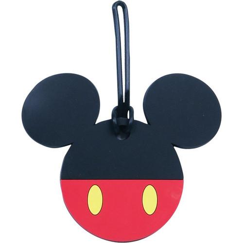 Disney Travel Pants Mickey Luggage Tag