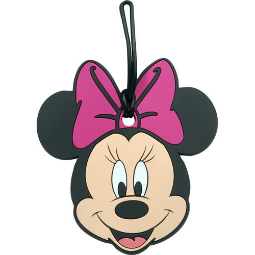 Disney Minnie Mouse Collectors Luggage Suitcase Tag