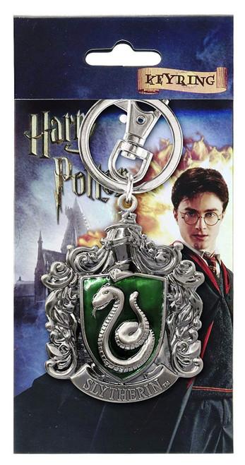 Harry Potter  Slytherin  Pewter Key chain
