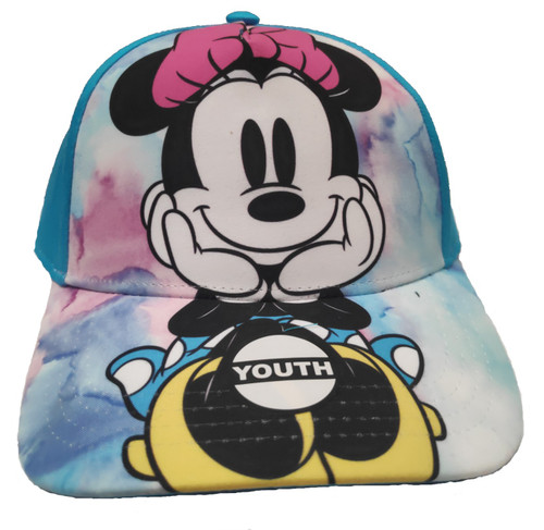 Disney Youth Dreaming Minnie Sublimated Hat, Multi