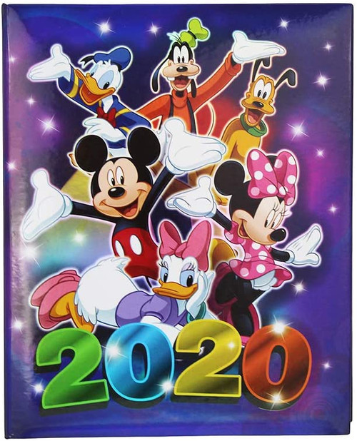 Disney Mickey Mouse and Gang 2020 Photo Album