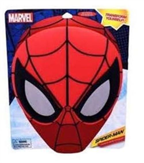Spiderman Sunstache Sunglasses