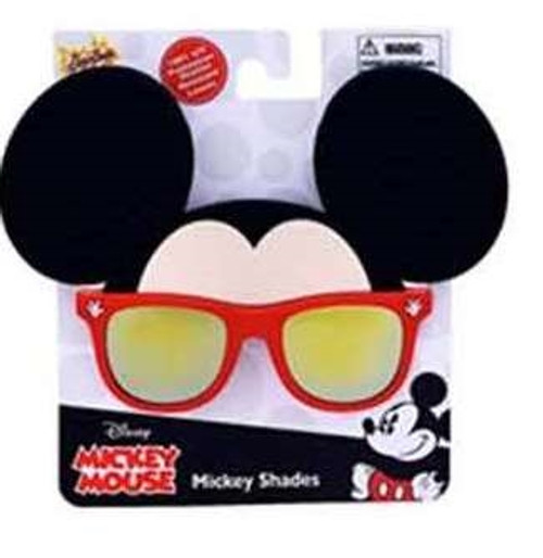 Mickey Shades Sunstache Sunglasses